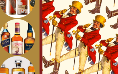 A Brief History of Blended Whisky