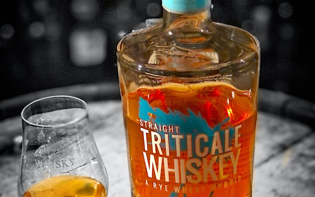 Dry Fly Straight Triticale Whiskey Review