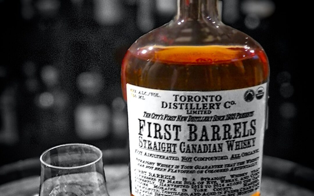 Review: First Barrels Straight Canadian Whisky