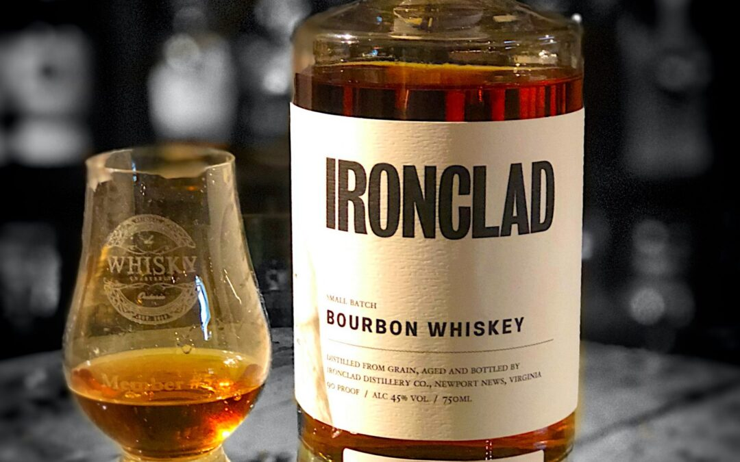 Ironclad Small Batch Bourbon Whiskey Review