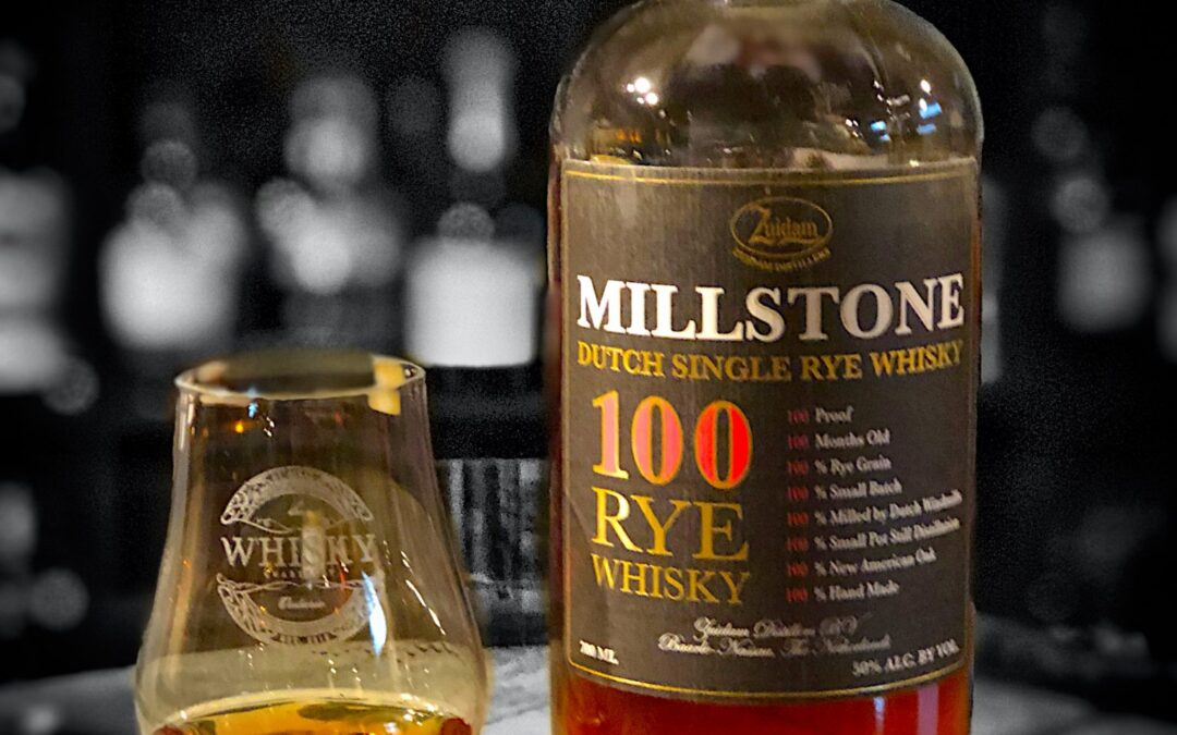 Review: Millstone 100 Rye Whisky