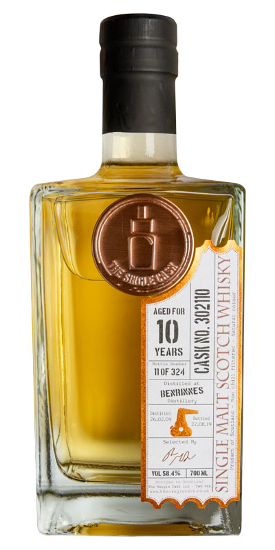 Berinnes, 10 year, The Single Cask - Specialty Spirits
