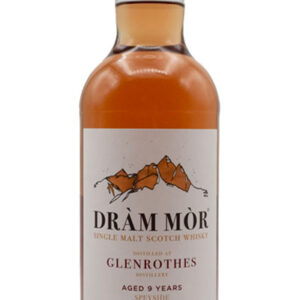Dram Mor Group, Glenrothes 9yr, Spanish Red Wine - Specialty Spirits