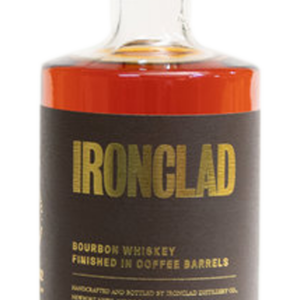 Ironclad Distillery, Bourbon Finished in Coffee Barrels - Specialty Spirits