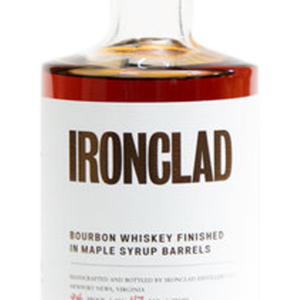 Ironclad Distillery, Bourbon Finished in Maple Syrup Barrels - Specialty Spirits