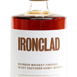Ironclad Distillery, Bourbon in Hot Southern Honey Barrels - Specialty Spirits