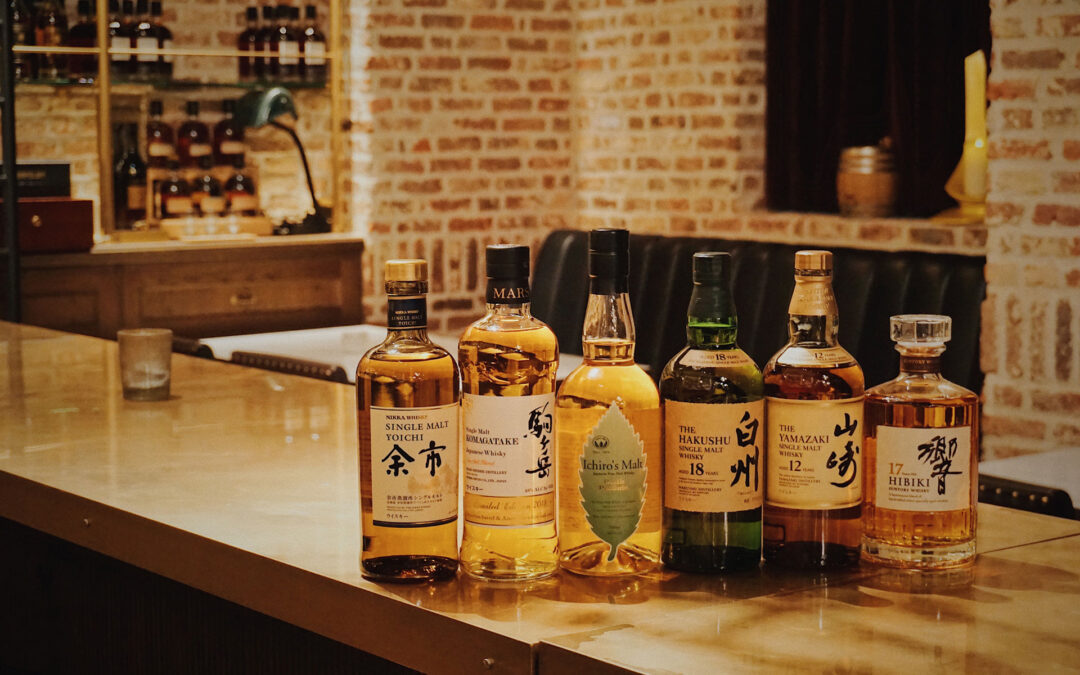 Little known facts about Japanese Whisky