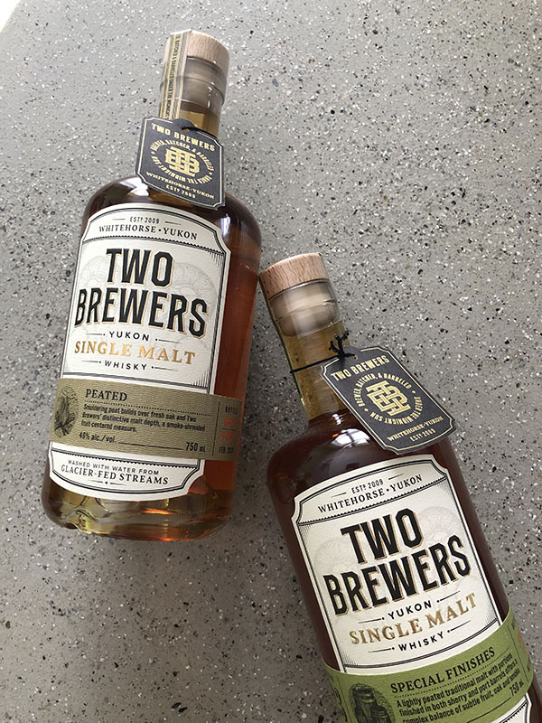Specialty Spirits, Two Brewers