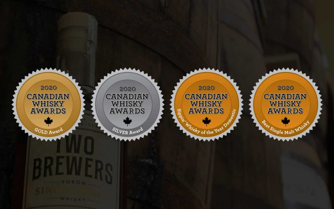 Two Brewers Wins Big At Canadian Whisky Awards