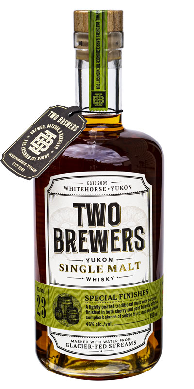 Two Brewers, Release 23, Single Malt Whisky - Specialty Spirits