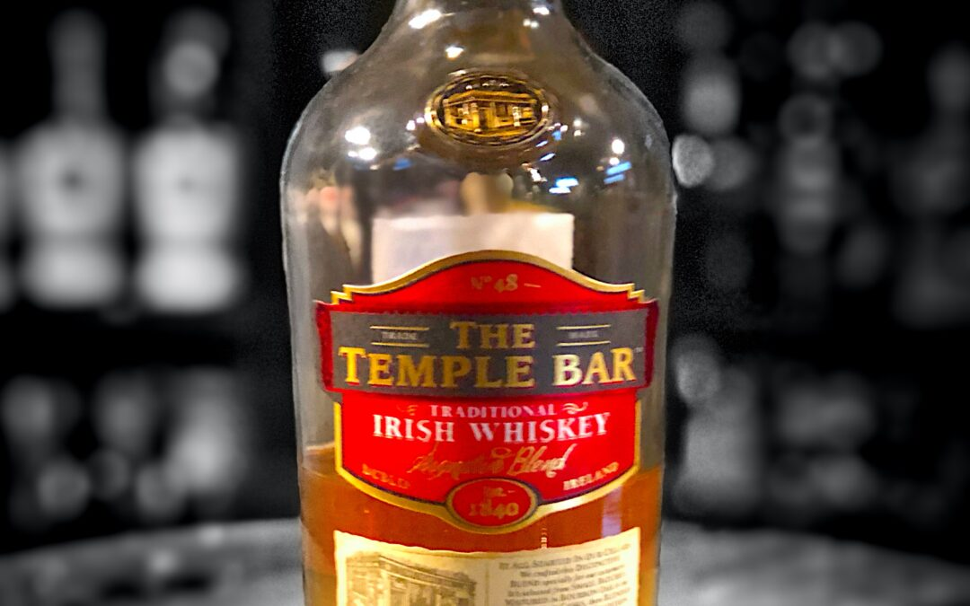 Review: The Temple Bar Signature Blend Irish Whiskey
