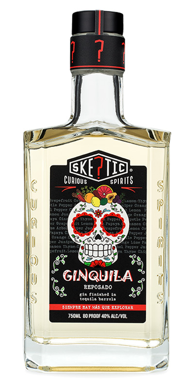 Skeptic Distillery GinQuila - Specialty Spirits