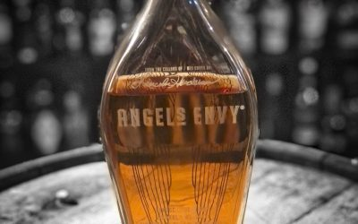 Angel's Envy Kentucky Straight Bourbon Whiskey Review.